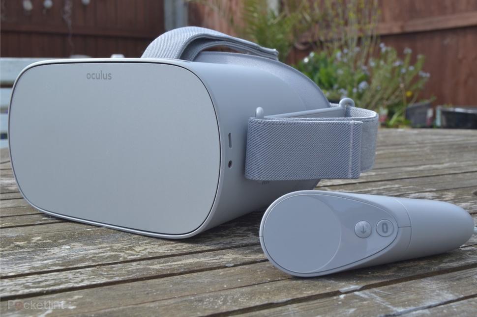 Unboxing Oculus Go